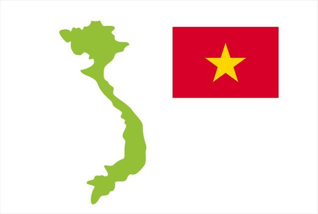 ベトナムの国土
