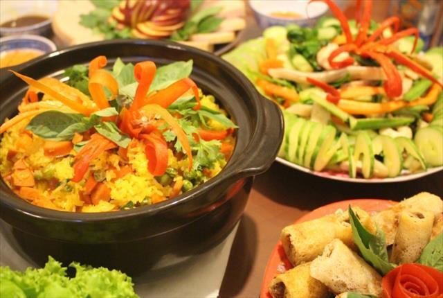 ベトナムの人口や食文化